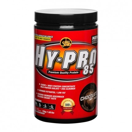 All Stars Hy-Pro 85 Chocolate-Nut Powder