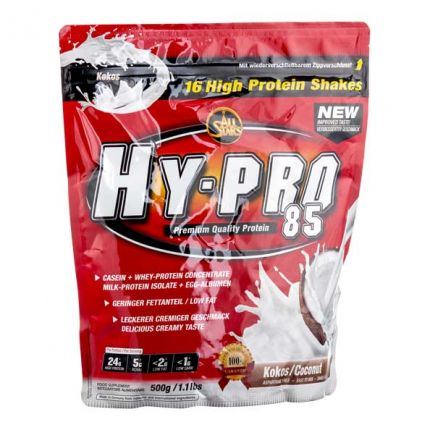 All Stars Hy-Pro 85 Coconut Powder