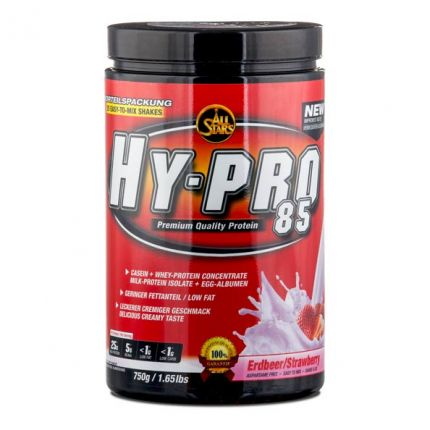 All Stars Hy-Pro 85 Strawberry Powder