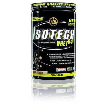 All Stars Isotech Whey 94 Vanilla Powder