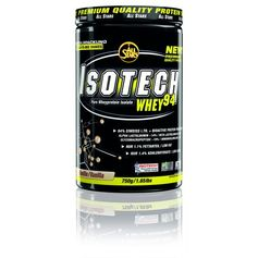 All Stars Isotech Whey 94 Vanille, Pulver