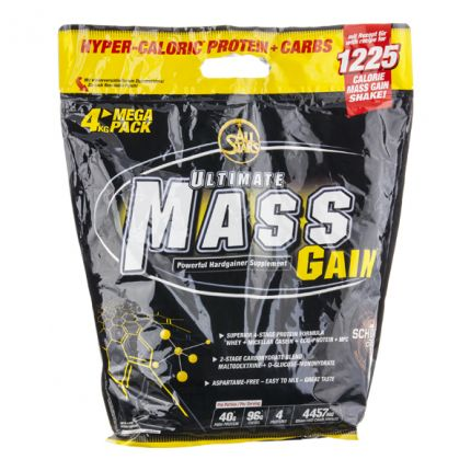 All Stars Ultimate Mass Gain Chocolate Powder