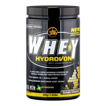 All Stars Whey Hydrovon Chocolate Powder