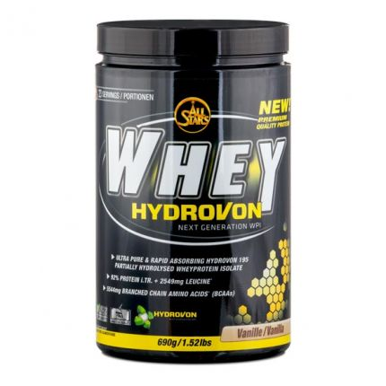 All Stars Whey Hydrovon Vanilla Powder
