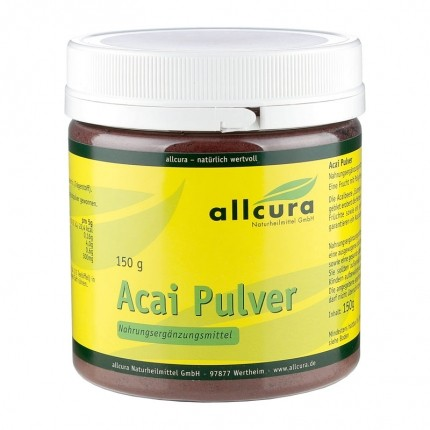 allcura Acai Berry Powder