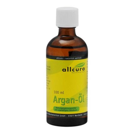 allcura Argan Oil