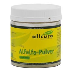 allcura Alfalfa Bio, Pulver
