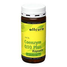 allcura Coenzym Q 10 plus, Kapseln
