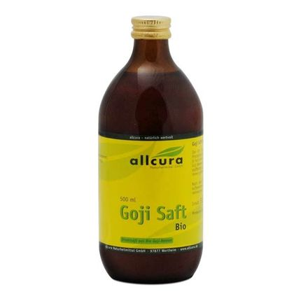 allcura Ekologisk Goji Juice
