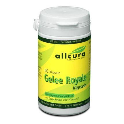 allcura Gelee Royale, Kapseln