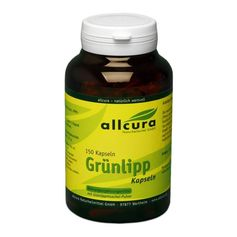 allcura Green Lipped Mussles Capsules