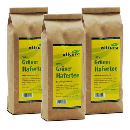 allcura Green Oat Tea