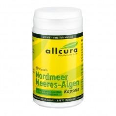 allcura Meeres-Algen (Nordmeer), Kapseln