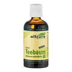 allcura Organic Tea Tree Oil