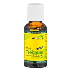allcura Organic Tea Tree Oil