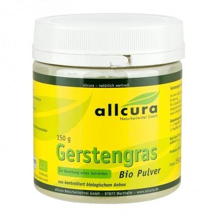 allcura Bio Gerstengras, Pulver