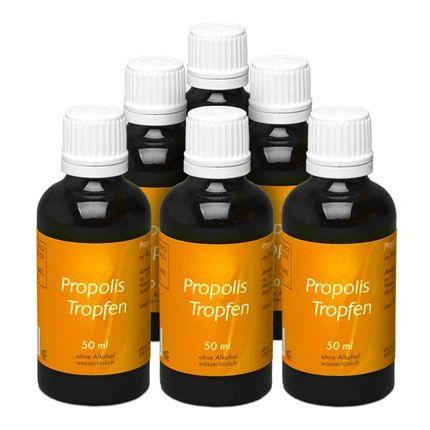 allcura Propolis Non-Alcoholic Drops