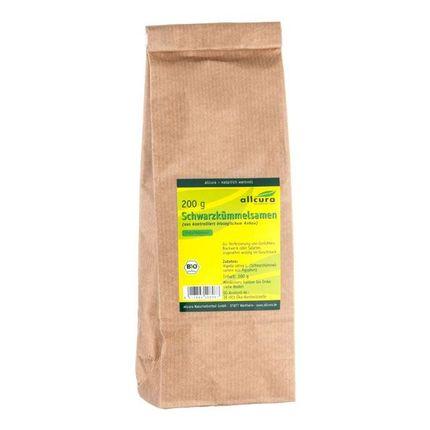 allcura Bio Schwarzkümmelsamen (200 g)