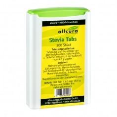 allcura Stevia Tabs