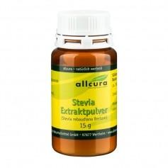allcura Stevia Extakt, Pulver