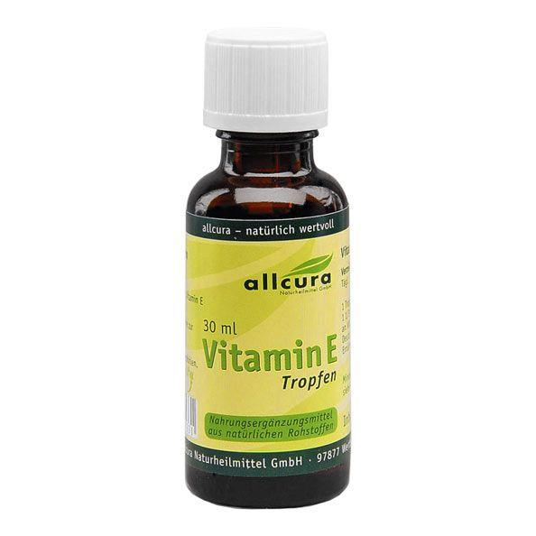 vitamine e d 39 allcura en gouttes moins cher sur nu3. Black Bedroom Furniture Sets. Home Design Ideas