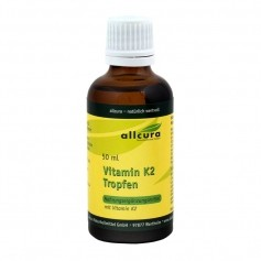 allcura, Vitamine K2, gouttes