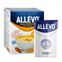 Allévo HP Soup Carrot & Sweet Potato