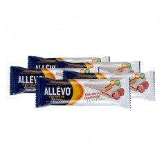 5x Allévo High Protein Bar, Strawberry/Lime Cheesecake