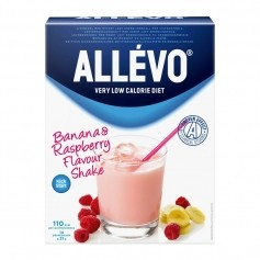 Allévo Kick Start Shake Hallon/Banan