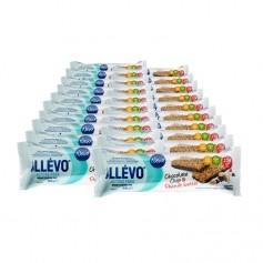 Allévo Lactose Free Weight Control Bar, Choklad-Jordnöt