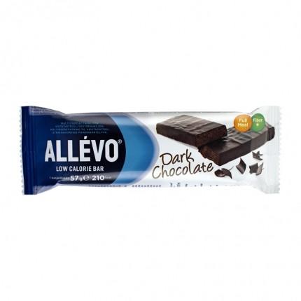 Allévo Low Calorie Bar, Mörk Choklad