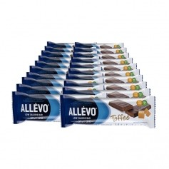 Allévo Low Calorie Bar, Toffee