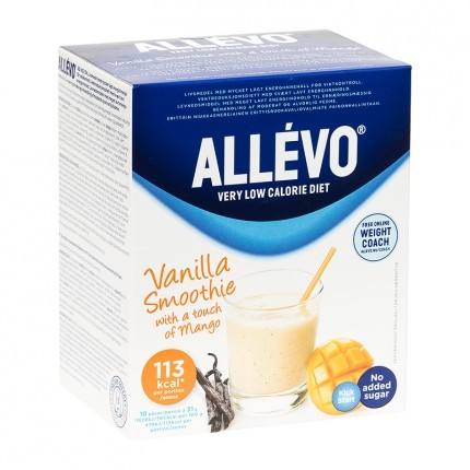 Allévo Kick Start Smoothie exotic