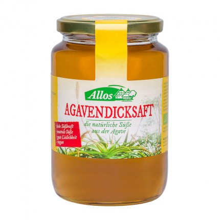 Allos Agave Syrup
