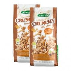 Allos, Amarante Crunchy bio aux noix, lot de 2