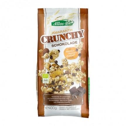 Allos Amaranth Crunchy Chocolate