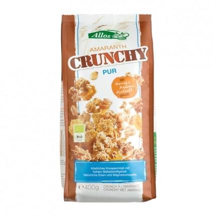 Bio Amaranth Crunchy Pur (400 g)