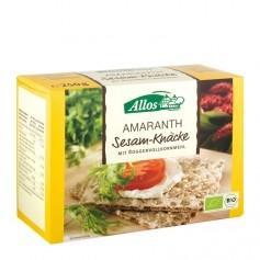 Allos Amaranth Sesam Knækbrød