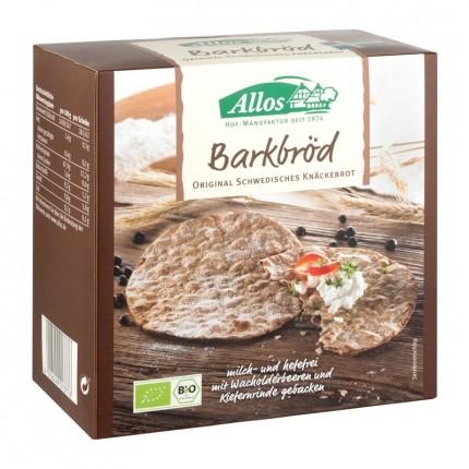 Allos Barkbrod Crispbread