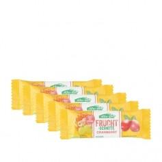 5 x Allos Fruchtschnitte Cranberry