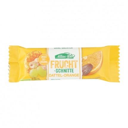 Allos Fruchtschnitte Dattel-Orange