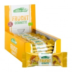 Allos Fruchtschnitte Ananas Box
