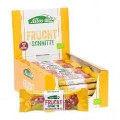 Allos Fruchtschnitte Granatapfel Box