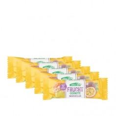 5 x Allos Fruchtschnitte Maracuja