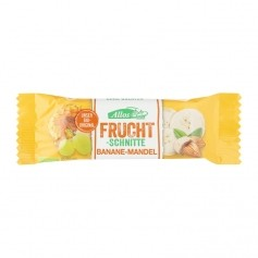 Allos Fruit Bar Banana-Almond