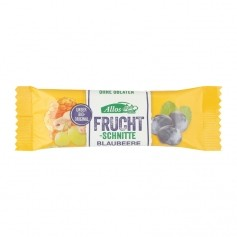 Allos Fruit Bar Blueberry