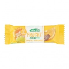 Allos Fruit Bar Date & Orange
