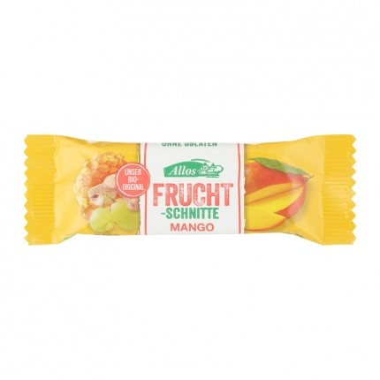 Allos Fruit Bar Mango