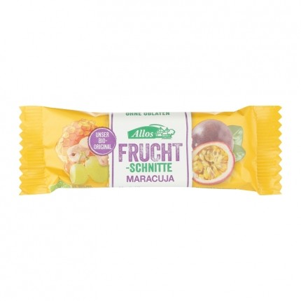 Allos Fruit Bar Passion Fruit
