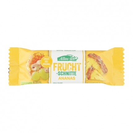 Allos Fruit Bar Pineapple